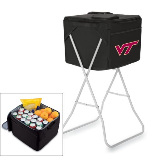 Picnic Time Virginia Tech Hokies Party Cube