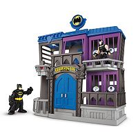 DC Super Friends Batman Imaginext Gotham City Jail by Fisher-Price
