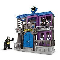 DC Super Friends Batman Imaginext Gotham City Jail by Fisher-Price