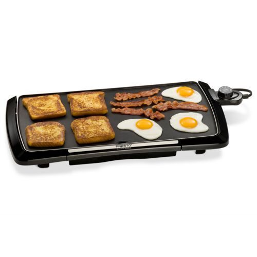 Presto Cool Touch 20-in. Electric Griddle
