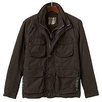 Men's R and O Bibbed 4-Pocket Jacket