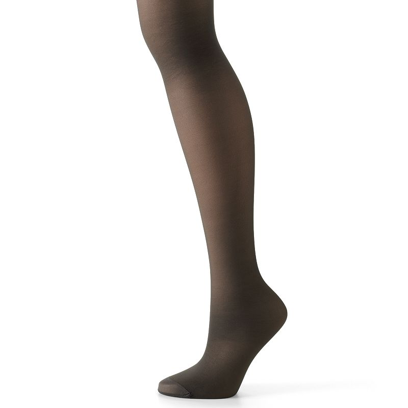 Hanes Alive Full Support Control-Top Pantyhose