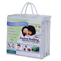 Protect-A-Bed Student Bedding Protection Kit - XL Twin