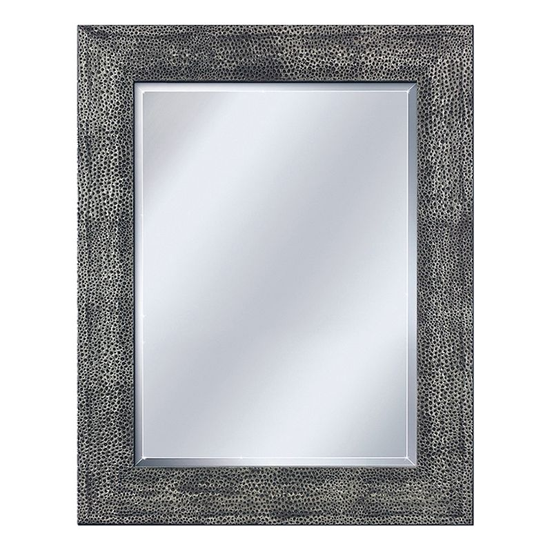 Head West Hammered Wall Mirror
