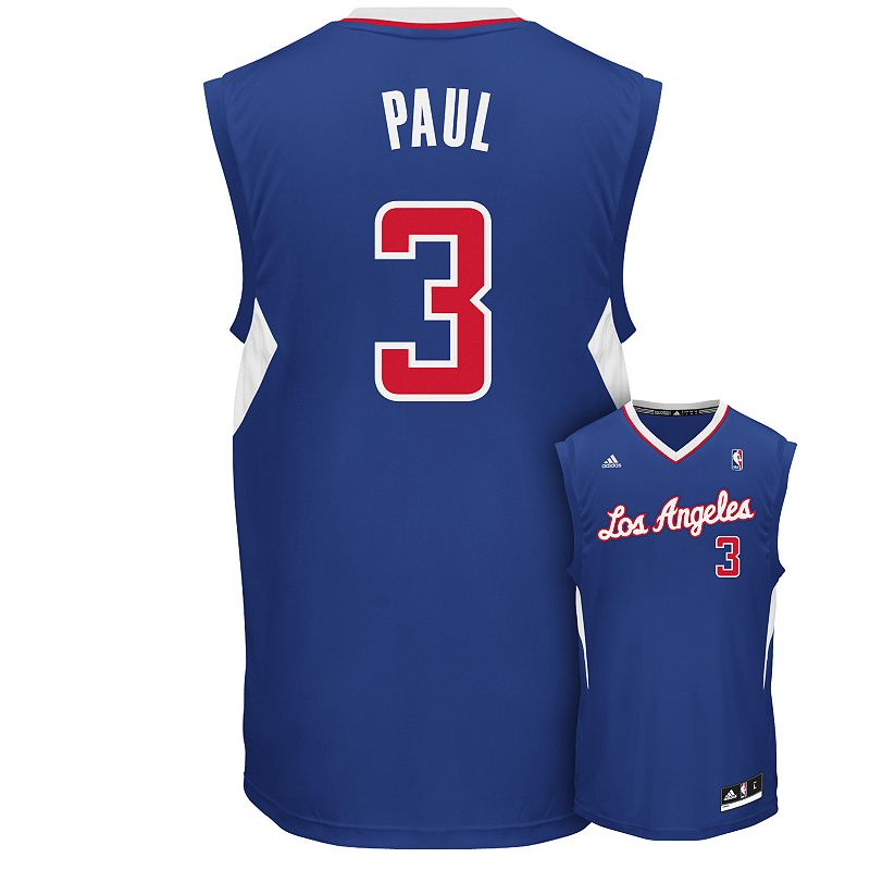 Men's adidas Los Angeles Clippers Chris Paul NBA Jersey