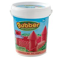 WABA Fun Red Bubber 5-oz. Bucket by University Games