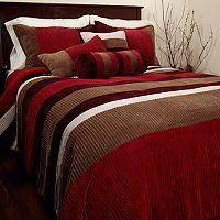 Hudson Street Geo Comforter Set - King