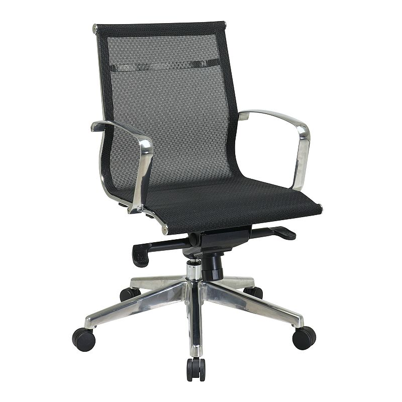Office Star Products Mid-Back Chair