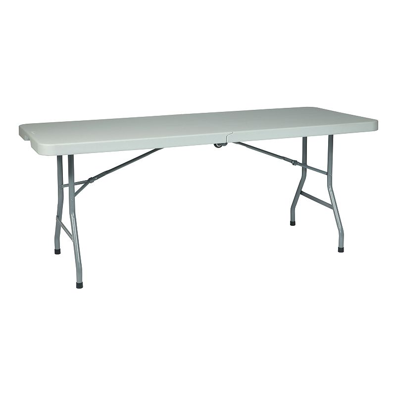 Office Star Products 6-ft. Folding Table - Outdoor