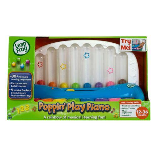 LeapFrog Poppin' Play Piano