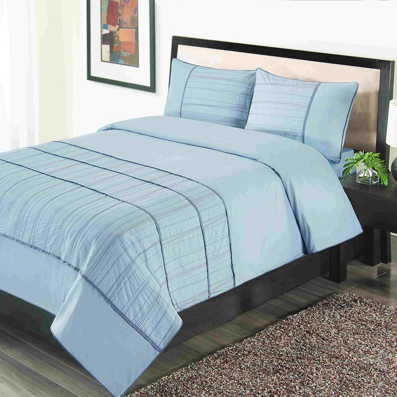 Home Classics® Madison 3-pc. Duvet Cover Set - Full/Queen