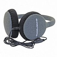 National JLR Gear Earmuff Headphones