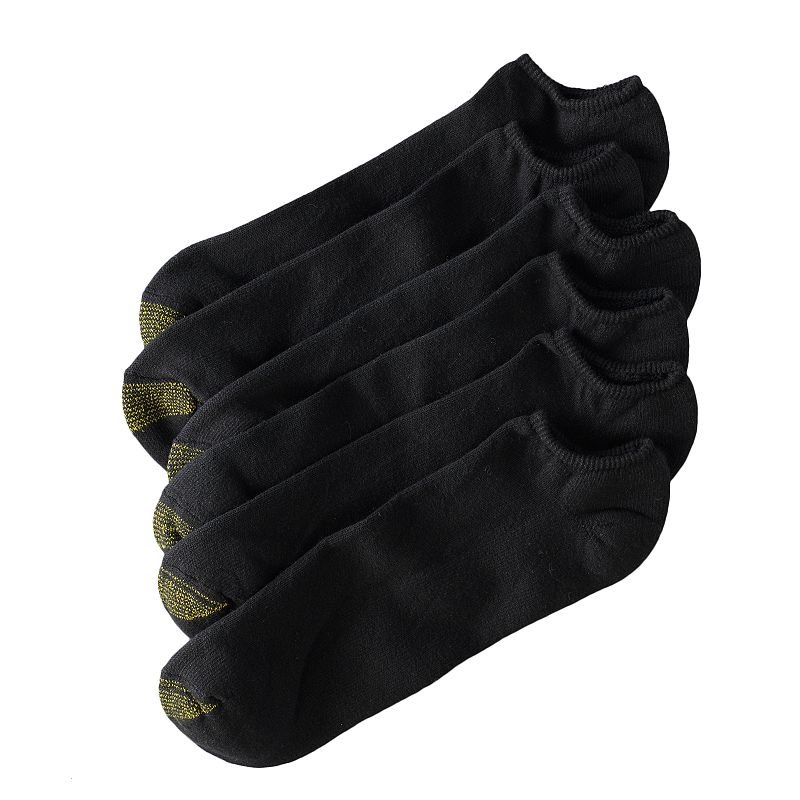 Extended Size GOLDTOE 6-pk. Ultra Tec No-Show Socks