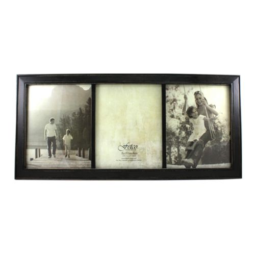 Fetco Longwood 3-Opening Collage Frame