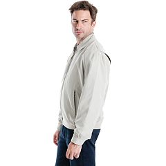 Big & Tall Towne by London Fog Microfiber Golf Jacket by