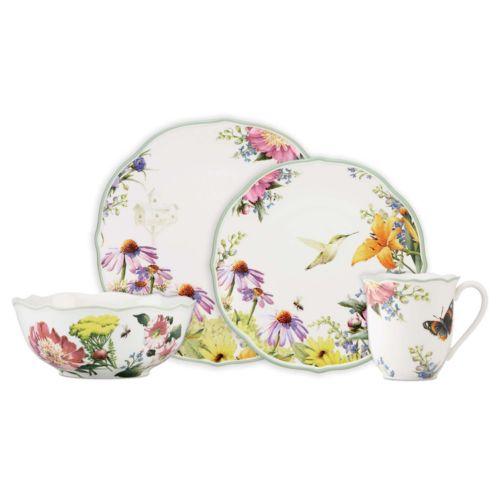 Lenox Floral Meadow 16-pc. Dinnerware Set