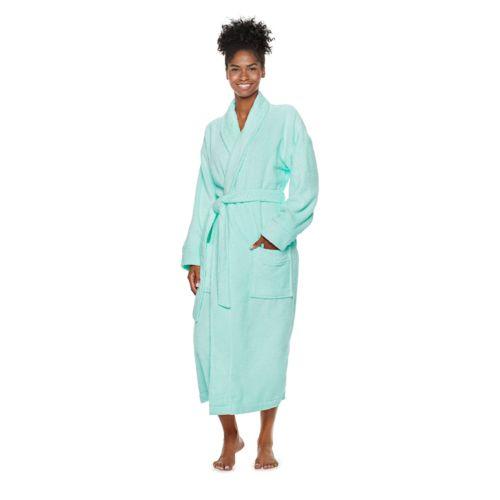 SONOMA life + style® Turkish Cotton Robe - Women's