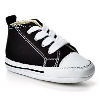 Baby Converse First Star Crib Sneakers