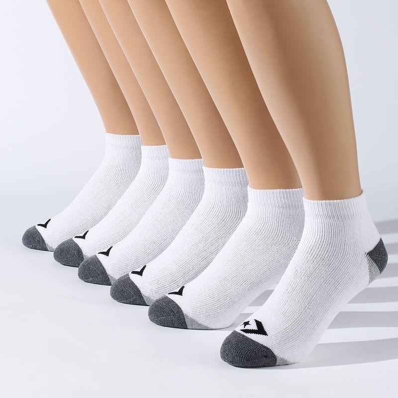 Converse 6-pk. Low-Cut Sport Socks