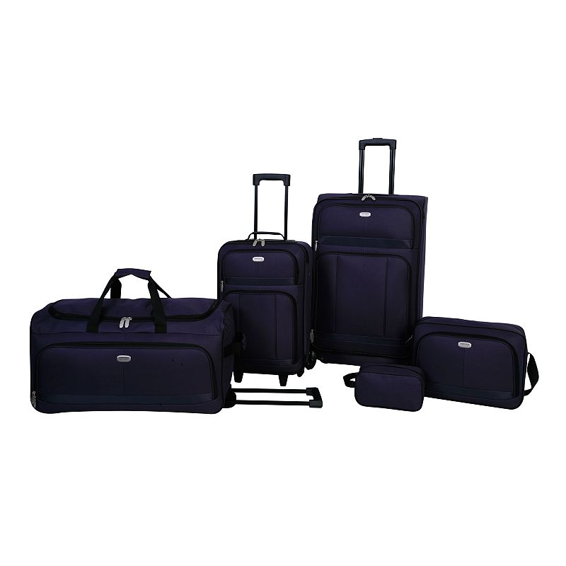 SONOMA Goods for Lifeª Meridian 5-Piece Luggage Set