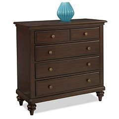 Espresso Bermuda Chest by