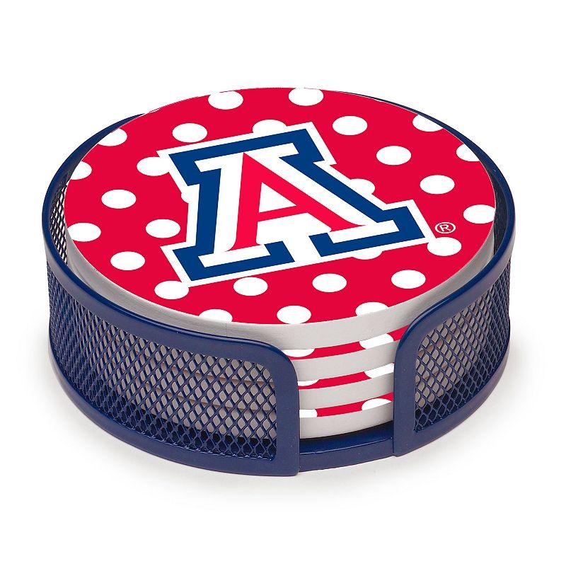 Thirstystone Arizona Wildcats 4-pc. Coaster Set