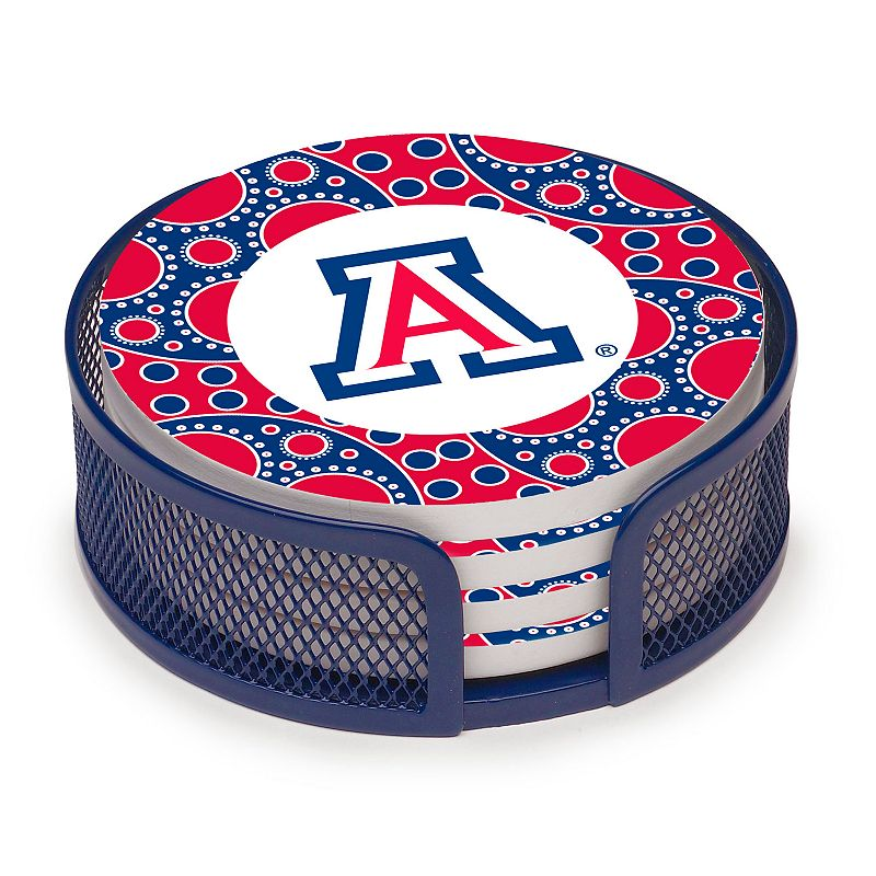 Thirstystone Arizona Wildcats 4-pc. Coaster Set
