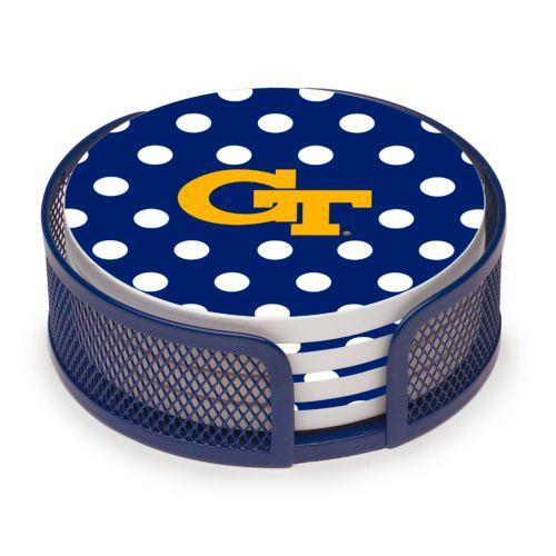 Thirstystone Georgia Tech Yellow Jackets 4-pc. Coaster Set