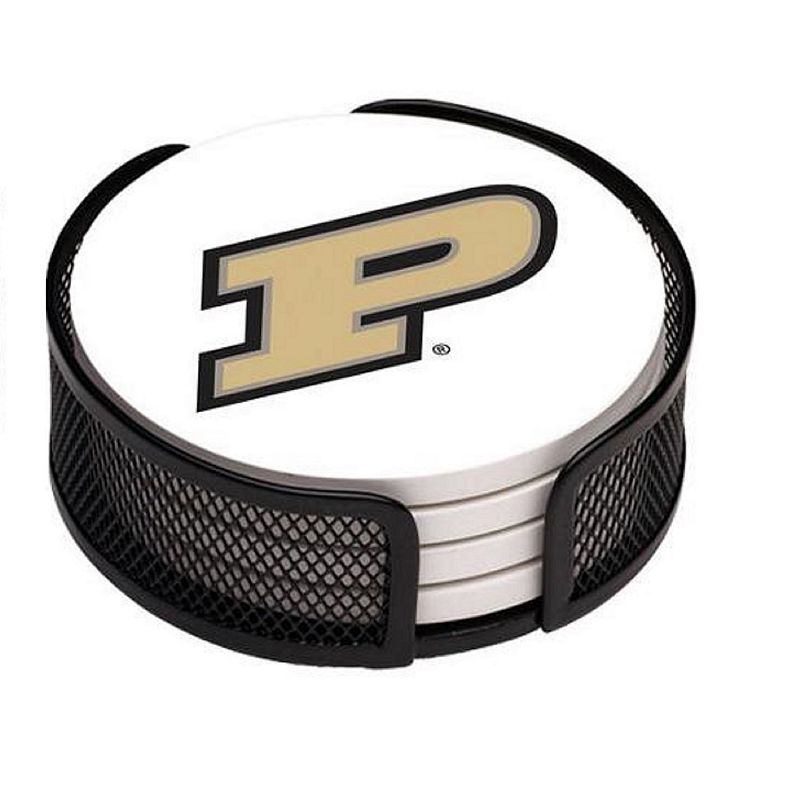 Thirstystone Purdue Boilermakers 4-pc. Coaster Set