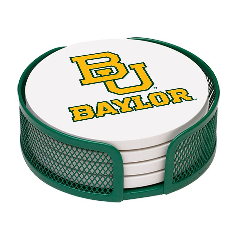 Thirstystone Baylor Bears 4-pc. Coaster Set