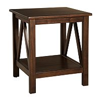 Linon Titian End Table