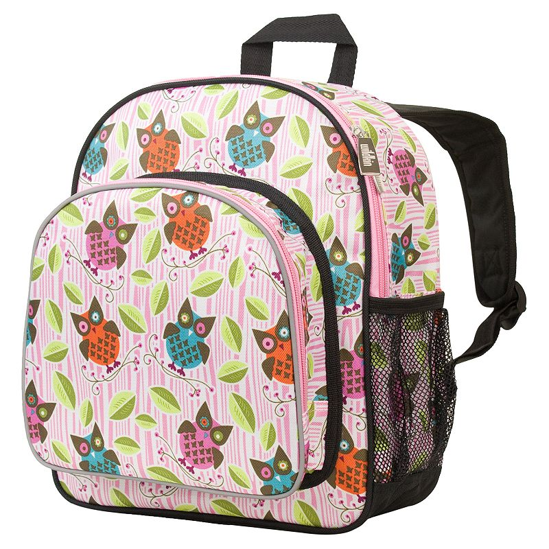 Wildkin Owl Pack 'n Snack Backpack - Kids