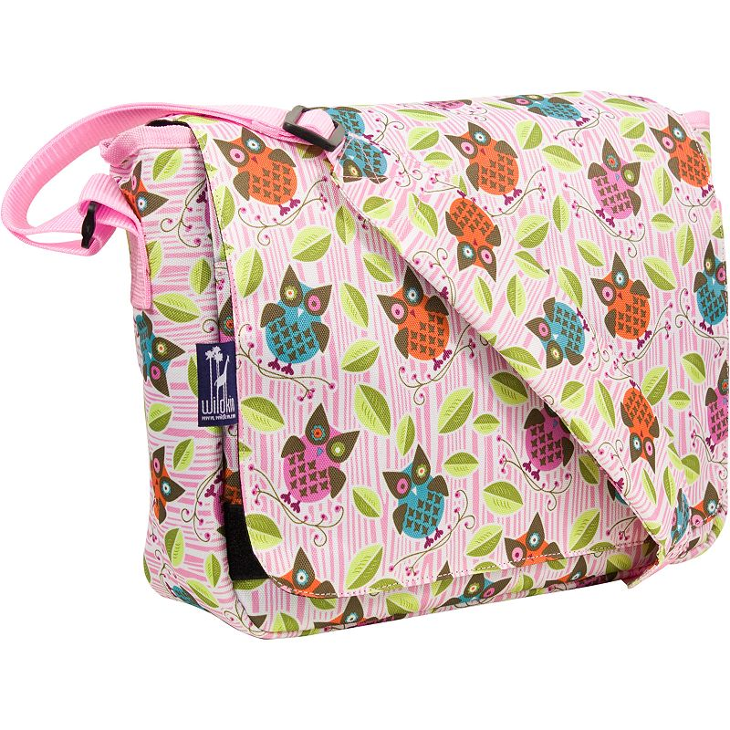 Wildkin Owl Kickstart Messenger Bag - Kids