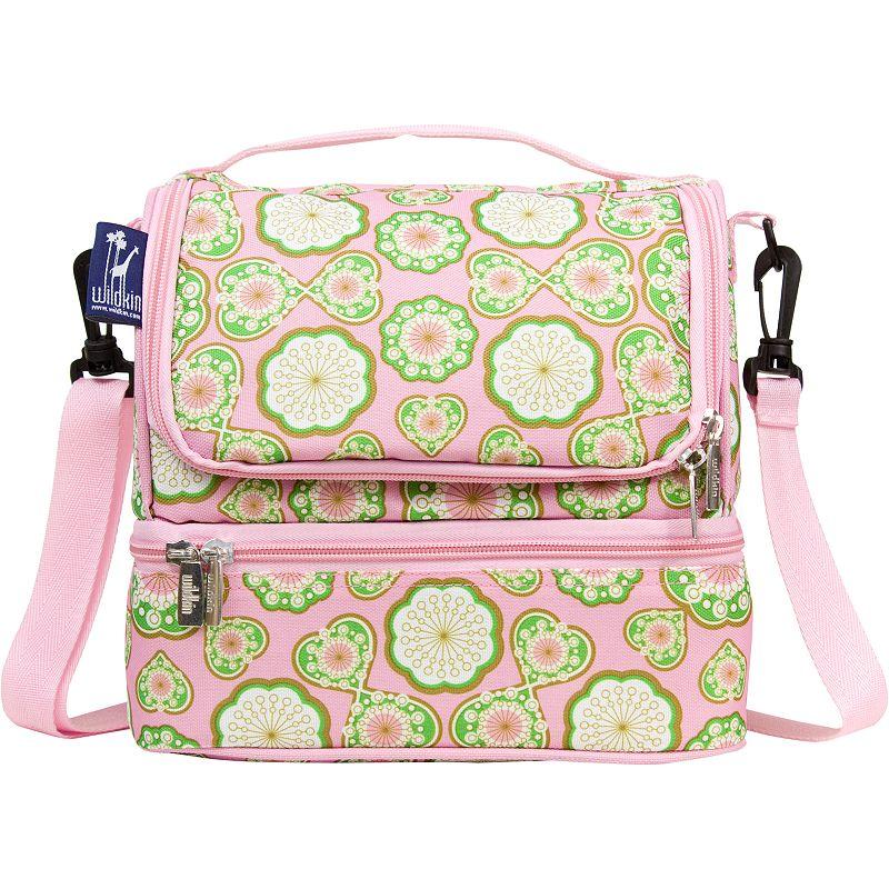 Wildkin Majestic Double Decker Lunch Bag - Kids