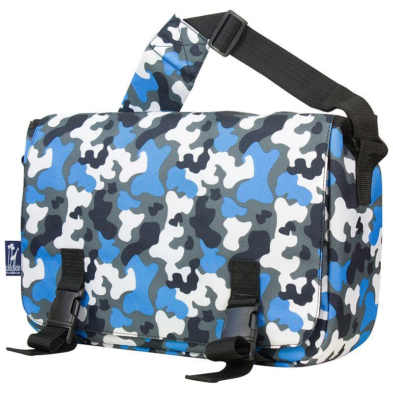 Wildkin Camo Jumpstart Messenger Bag - Kids