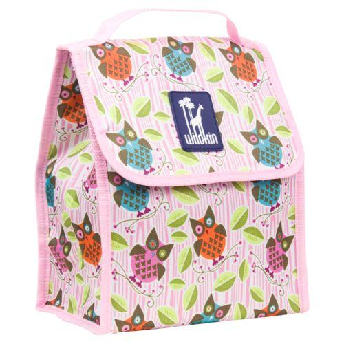 Wildkin Owl Munch 'n Lunch Bag - Kids