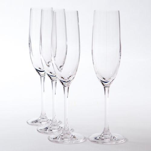 Lenox Vicenza 4-pc. Champagne Flute Set