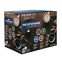 2-Pack Keurig K-Cup Pod The Entertainer Variety Pack (48-Count Each)