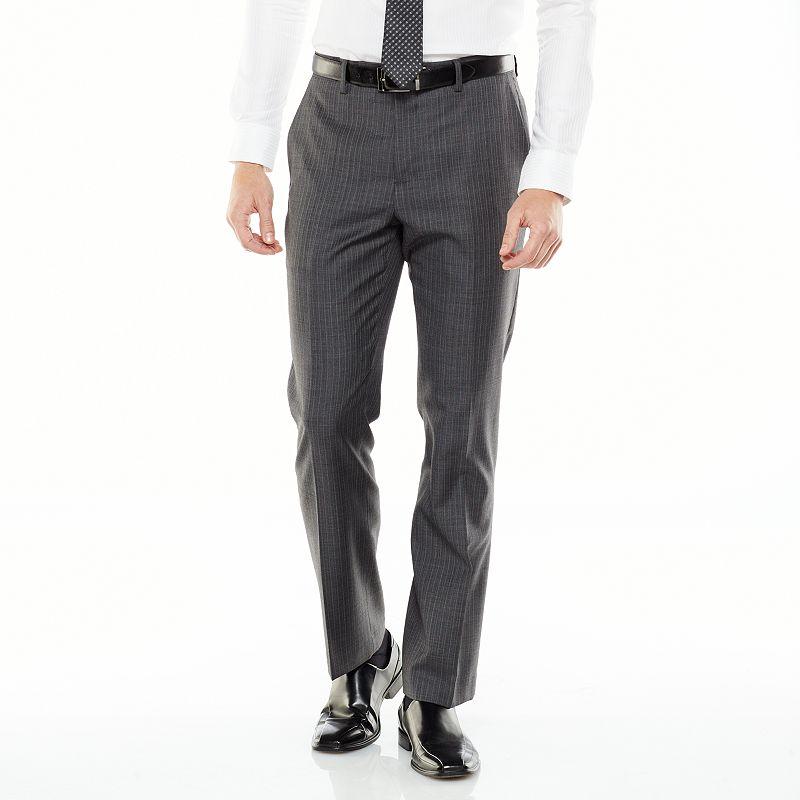Pinstripe Pants Men