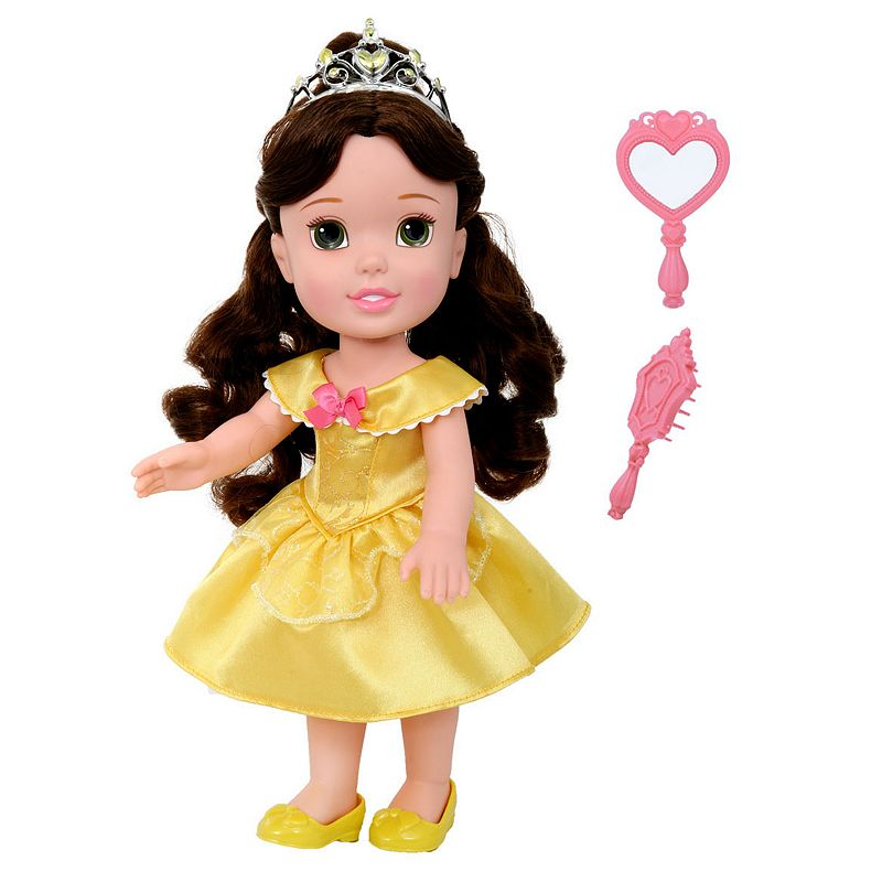 Disney Princess My First Toddler Belle Doll