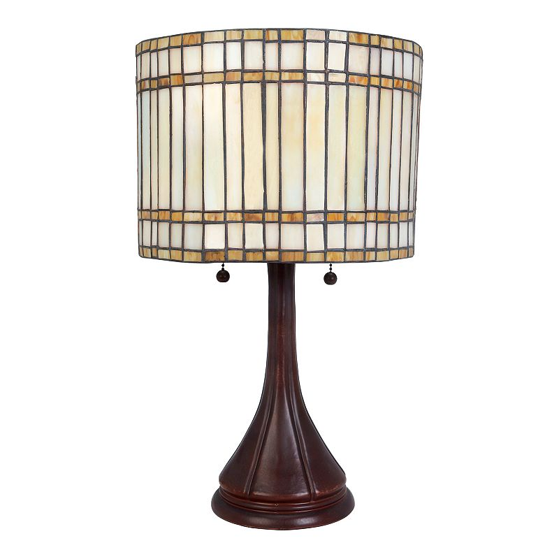 Danton Tiffany Table Lamp