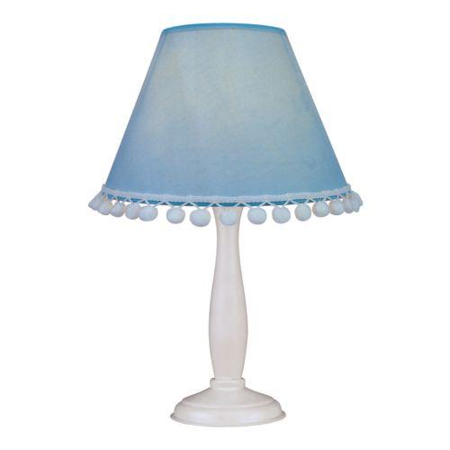 Pompom Table Lamp