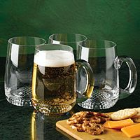 Club Champ 4-pc. Golf Beer Mug Set