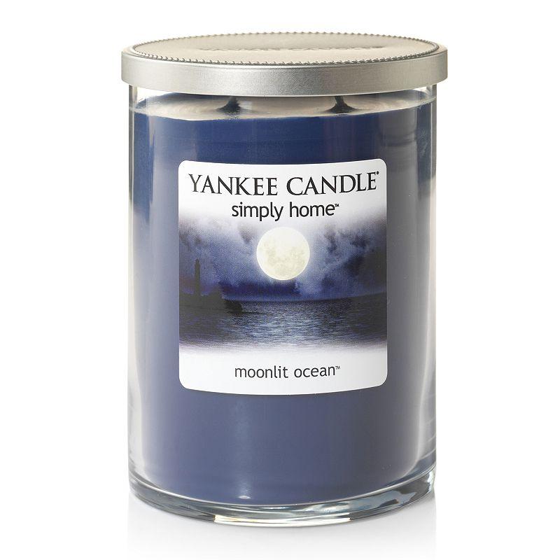 Yankee Candle simply home 19-oz. Moonlit Ocean Jar Candle