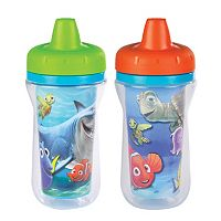 Disney / Pixar Finding Nemo 2-pk. Insulated Sippy Cups by The First Years