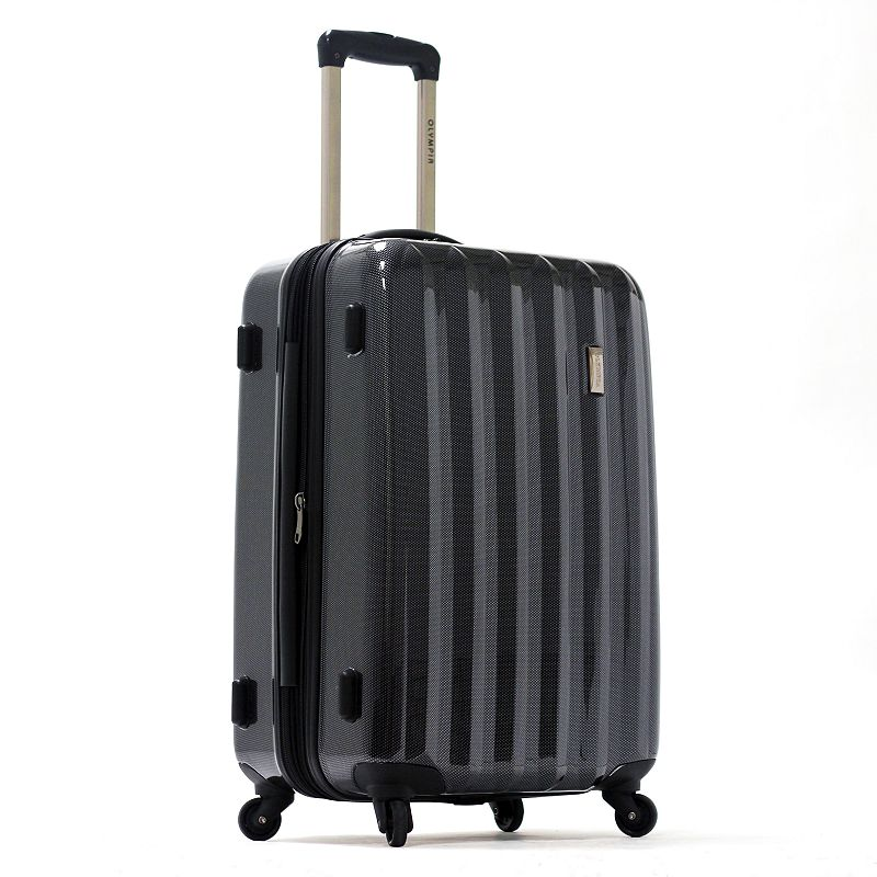 Olympia Titan 25-Inch Spinner Luggage