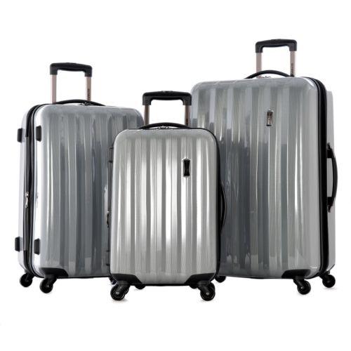 Olympia Titan 3-Piece Luggage Set