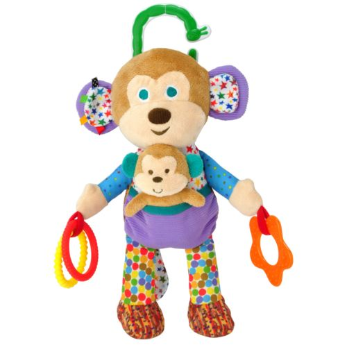 The World of Eric Carle Monkey Toy by Kids Preferred