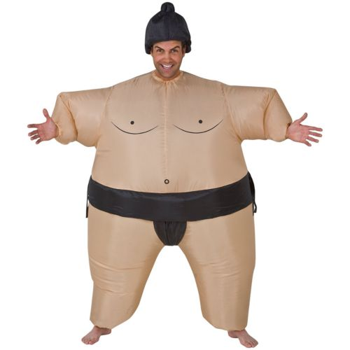 Inflatable Sumo Costume - Adult
