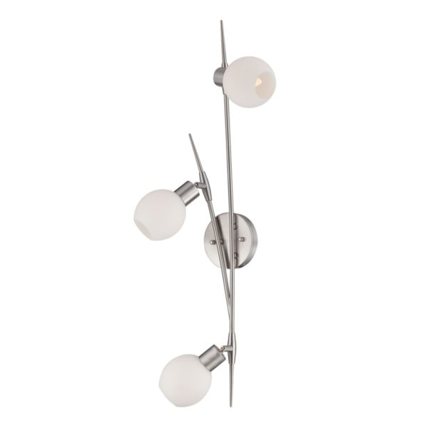 Ilandere 3-Light Wall Sconce